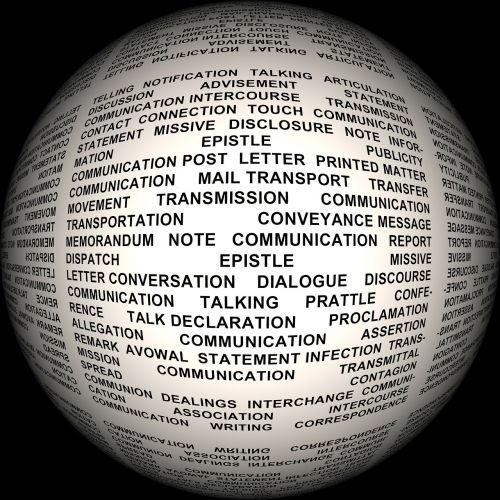 ball about communication
