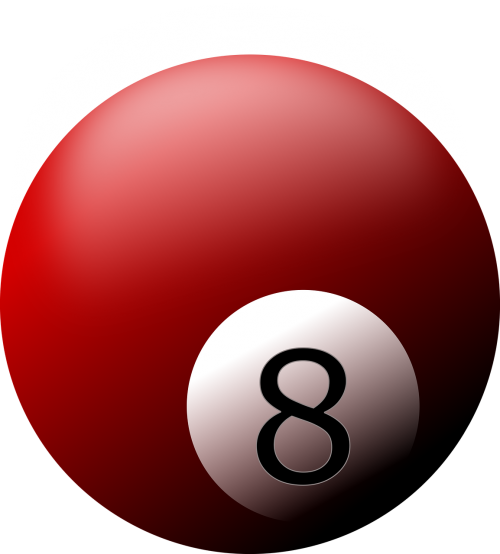 ball eight 8