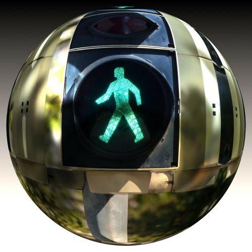 ball district traffic lights