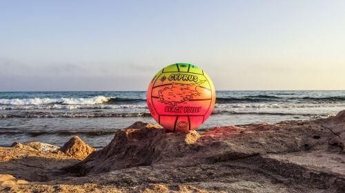 ball beach summer