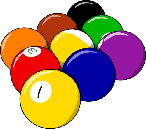 ball billiards snooker