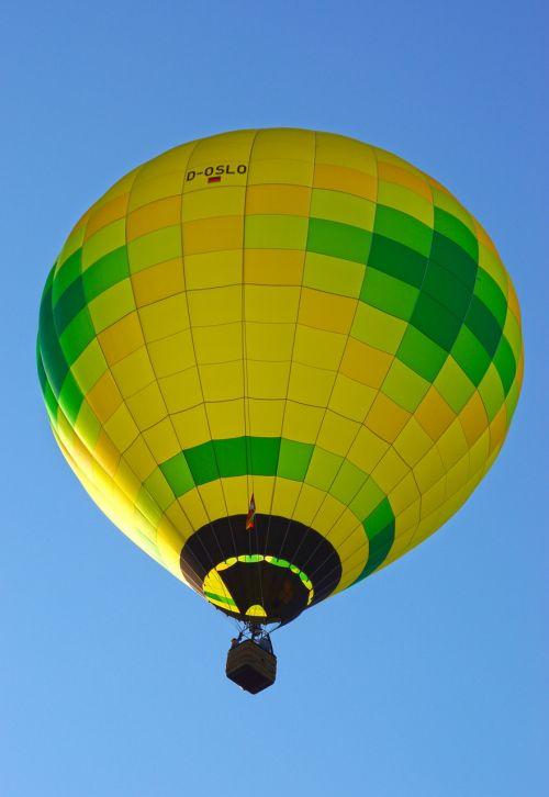 ball sky hot-air ballooning