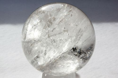 ball crystal ball pure quartz
