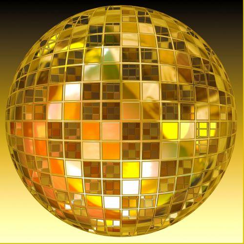 ball disco ball jump