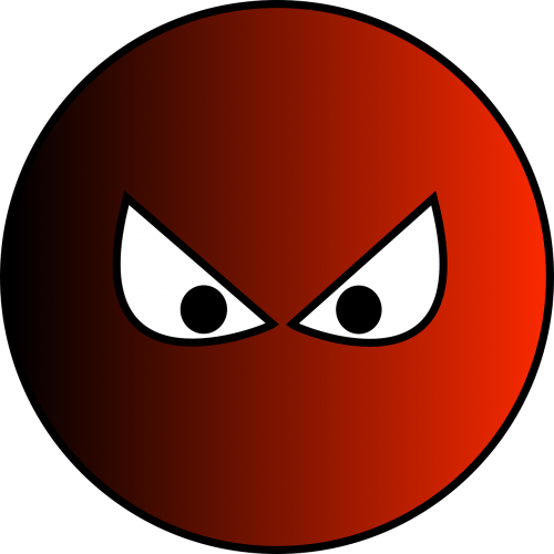 ball eyes cartoon