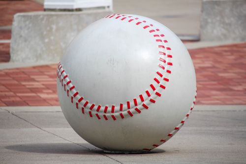 ball baseball sports equipment