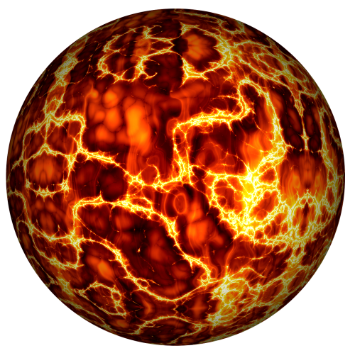 ball fire electricity