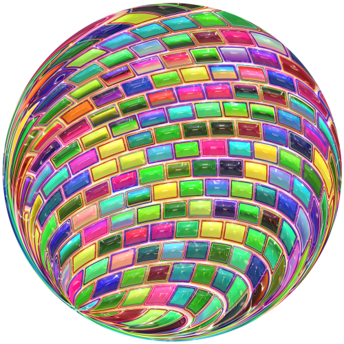 ball colorful color