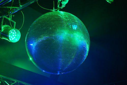 ball party light effect