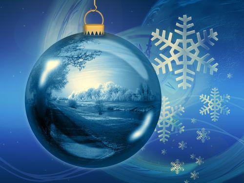 ball christmas ornaments evening