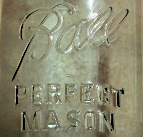 Ball Perfect Mason Jar