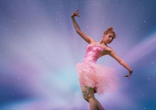 ballerina pink magic