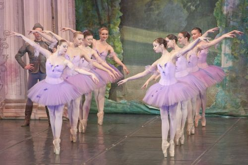 ballet theatre performance