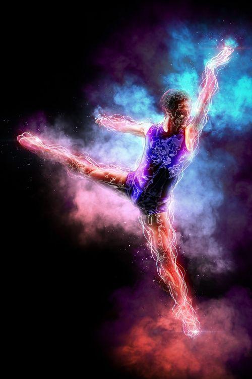 ballet man dancer