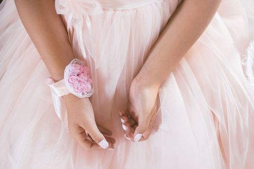 ballet beautiful corsage