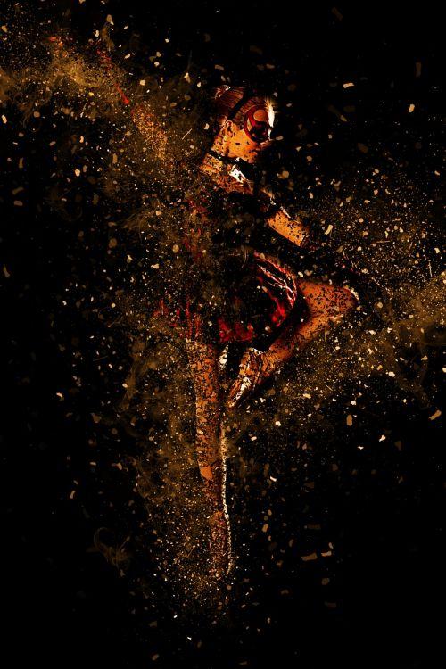ballet girl dancer