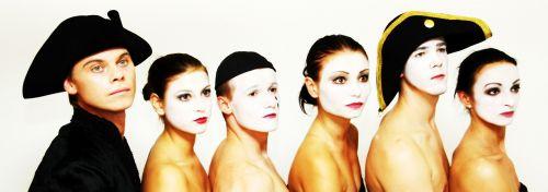 ballet pierot portraits