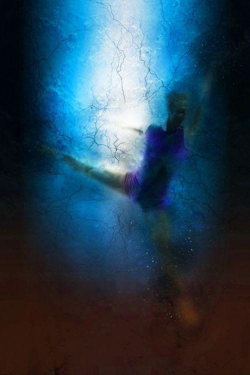 ballet dancer energy poise