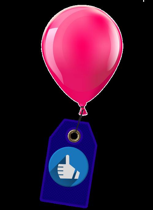 balloon shield thumb