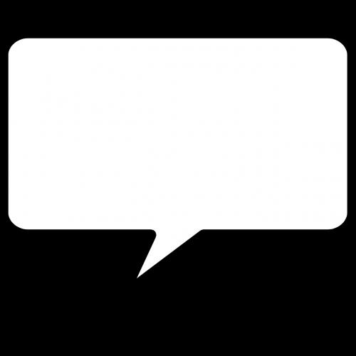 balloon template icon