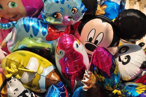 balloon fair children