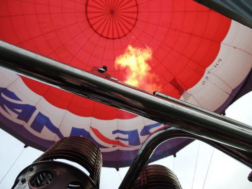 balloon heat height