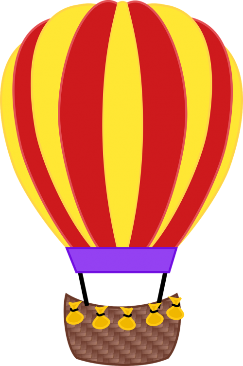 balloon hot air balloon fly