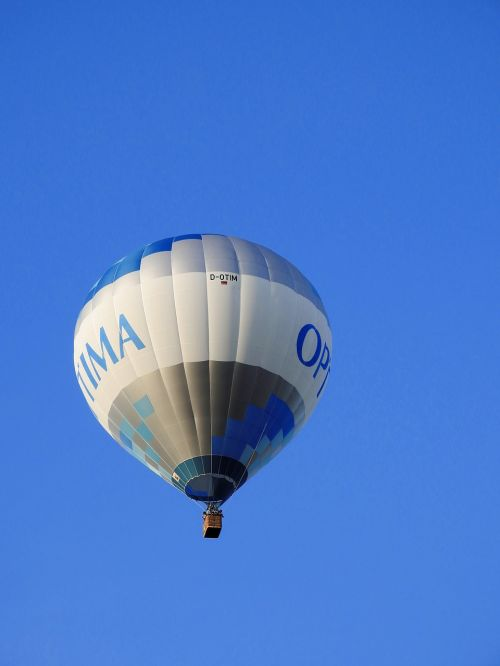 balloon hot air balloon fly