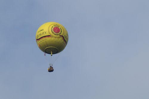 balloon fly air