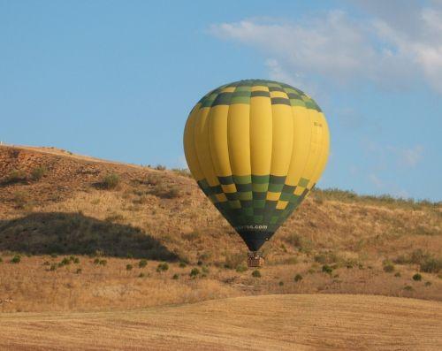 balloon flight danger