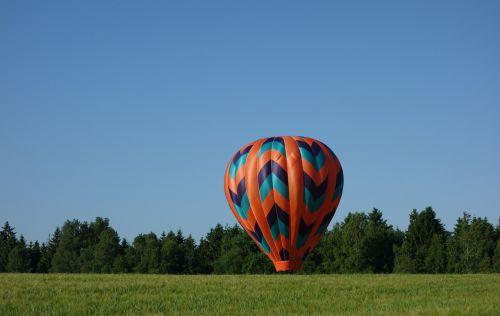 balloon drive fly