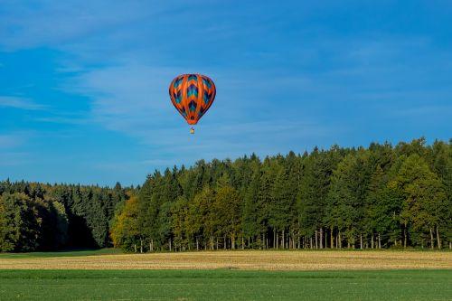 balloon drive sky