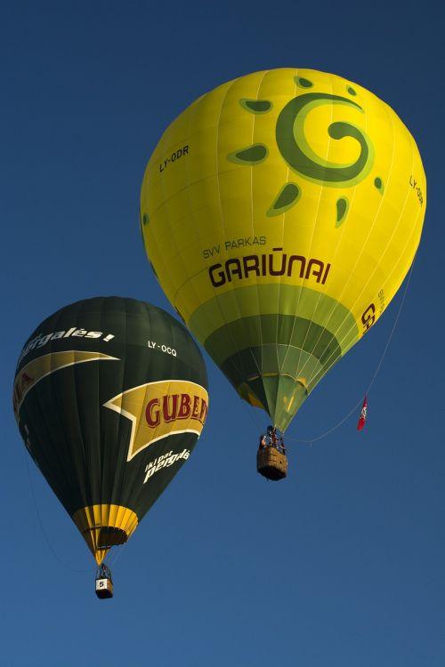balloon games racing balloon races