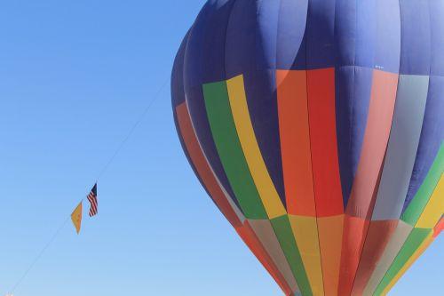 ballooning travel adventure