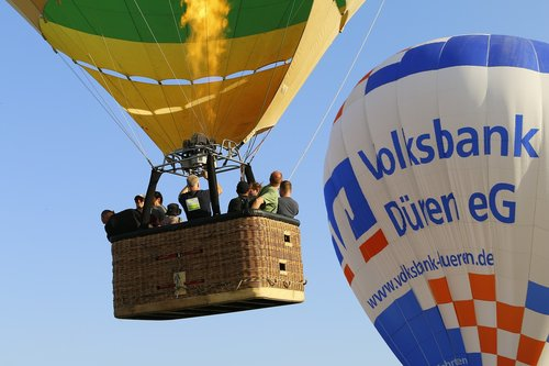 ballooning  hot air balloon ride  balloon