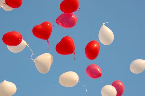 balloons feast love