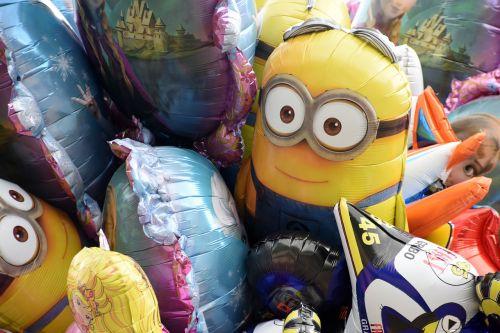 balloons festival shindig