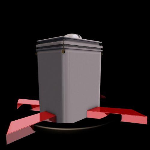 ballot box select choice