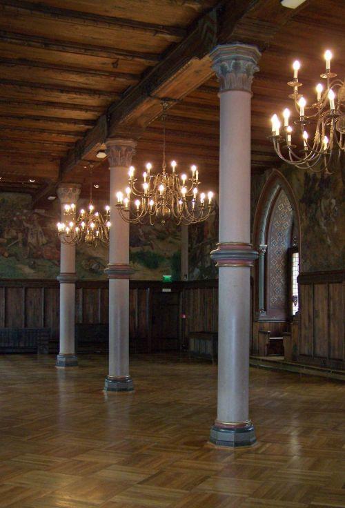 ballroom hall rittersaal