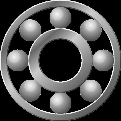balls bearings engines