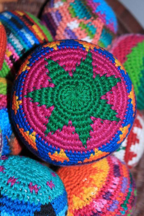 balls colourful kicking
