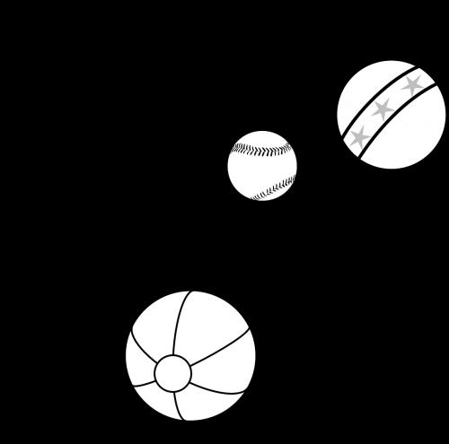 balls sports balls game balls