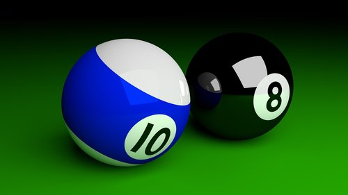 balls  billiards  play