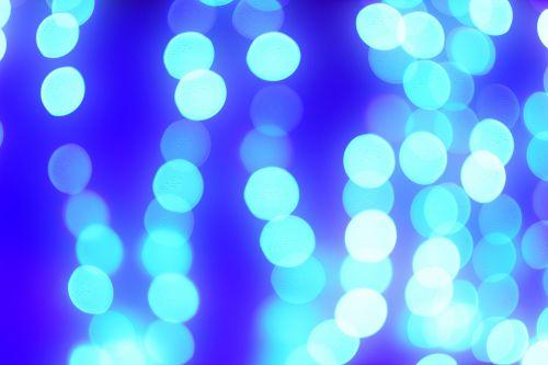 mėlynas, rutuliai, Bokeh, šviesa & nbsp, švyti, šviesos rutuliai 12