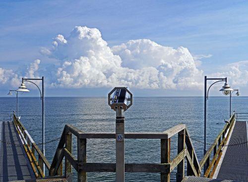 baltic sea rügen sea bridge