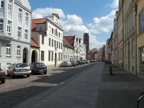 baltic sea wismar hanseatic city