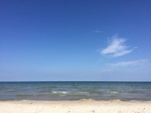 baltic sea sea binz