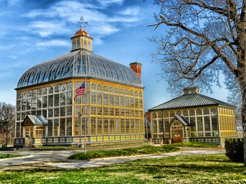 baltimore maryland rollins conservatory