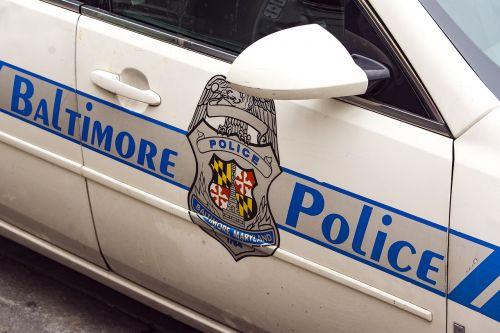 baltimore,miestas,policija,automobilis,BPD,rajonas,nusikalstamumas,teisė,vykdymas,skydas,ženklelis,logotipas