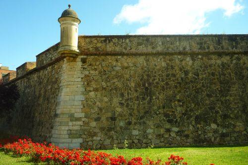 baluarte wall park